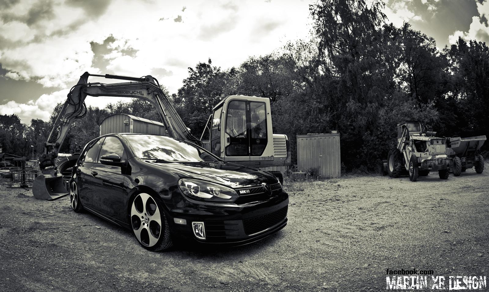Focus St Vs Gti >> www.XR5-turbo.com - 26.05.12 VW GOLF GTI MK6 US